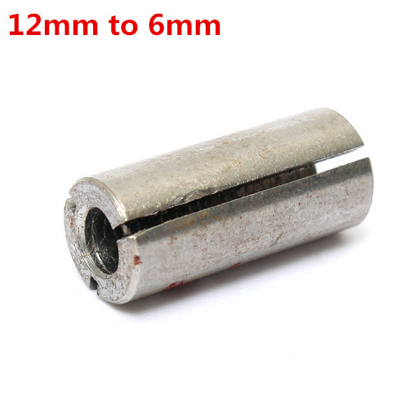12mm to 6mm Carving Knives Conversion Chuck Length 27mm For Engraving Machine