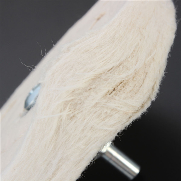 100mm Cloth Polishing Mop Buffing Wheel For Power or Battery Drill Buffing Grinder