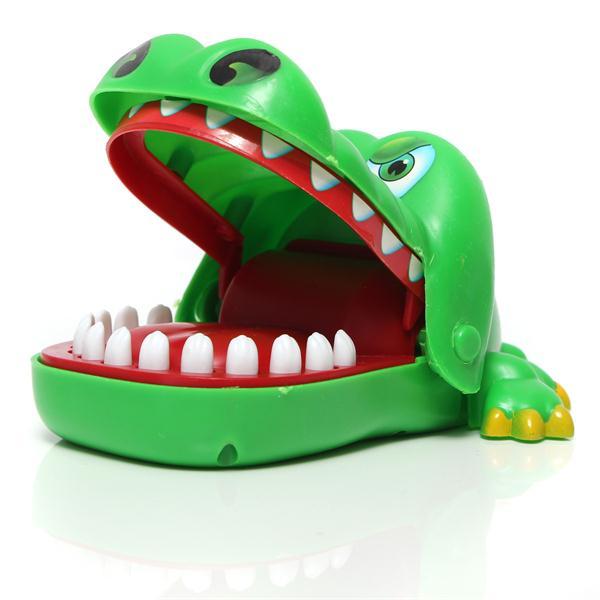 e86d22bb56 ... Crianças garoto boca crocodilo dentista mordida de jacaré dente  brinquedo halloween família jogo emocionante dedo