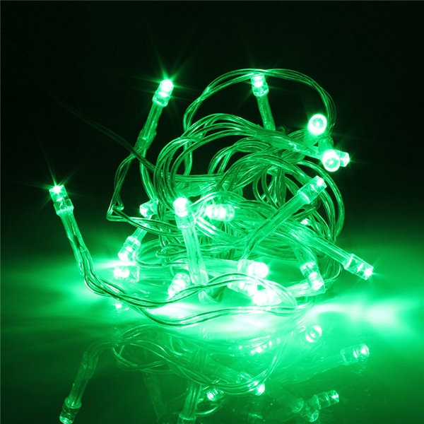 2M USB Colorful 20 LED Fairy String Light Christmas Wedding Party Decoration For Laptop PC