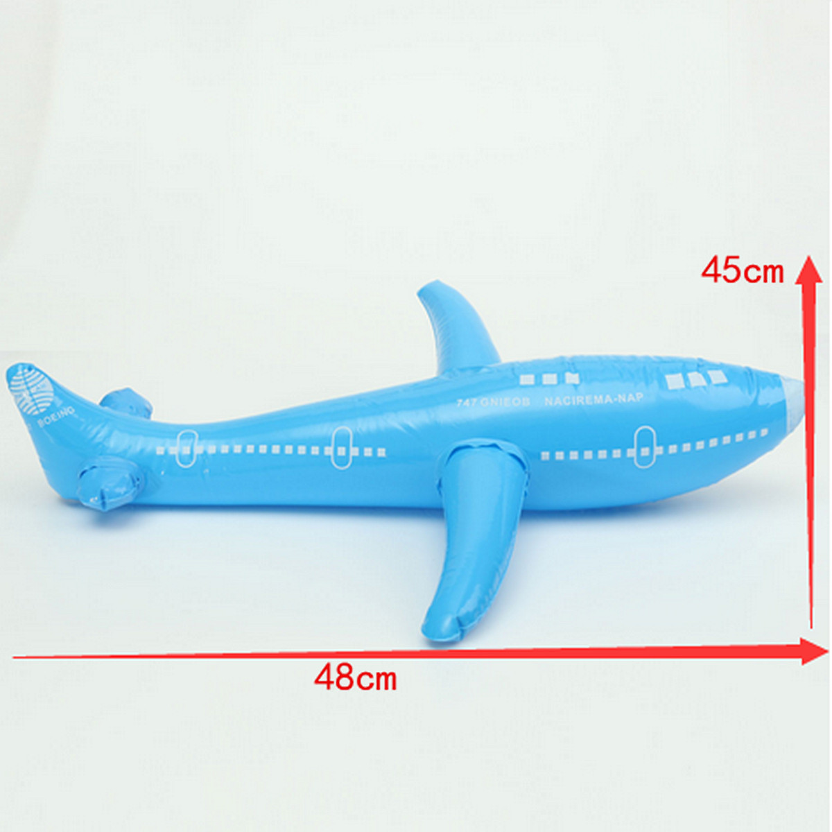 Inflatable Toys Inflatable Children's Toys Props Supplies Inflatable aircraft
