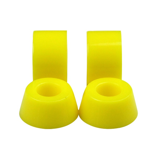 Eprocool EC-GY Yellow/GB Black 4pcs Skateboard Cushions Bushings