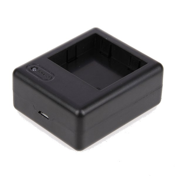 usb charger dual battery fits for xiaomi yi sports action camera