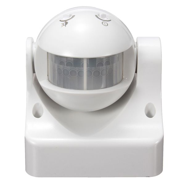 12M 180 Degree Lighting Security PIR Infrared Motion Movement Sensor Detector Switch Outdoor Home