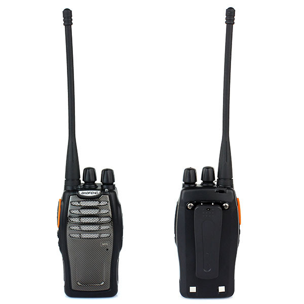 2Pcs Baofeng BF-A5 5W 16CH Walkie Talkie UHF 400-470MHz FM Ham Two-way Radio