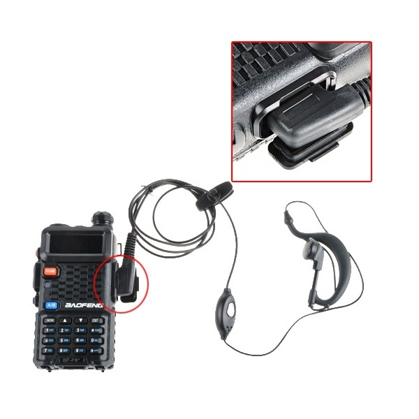 BAOFENG BF-F8plus Two Way Radio Walkie Talkie VHF UHF Dual Band Ham Portable Radio