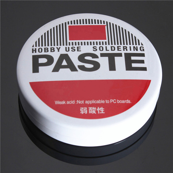 10g Weak Acid Soldering Solder Paste Solder Flux Grease Paste