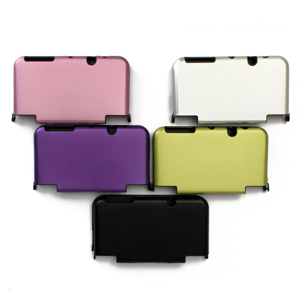 Aluminum Metal Hard Shell Protective Case Cover Skin For New Nintendo 3DS LL XL