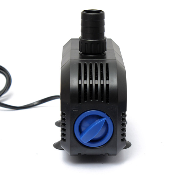 SUNSUN HJ-1500 400GPH Aqurarium Fish Tank Adjustable Micro Submersible Pump Power Head