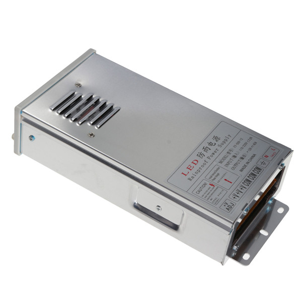 12V 42A 500W Outdooors Waterproof Aluminium Shell Housing Switching Power Supply