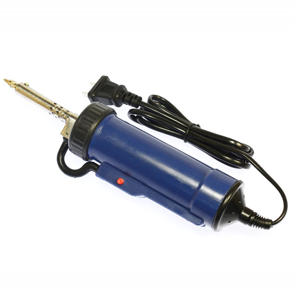 30W 220V 50Hz Electric Vacuum Solder Sucker Desoldering Pump Iron Gun