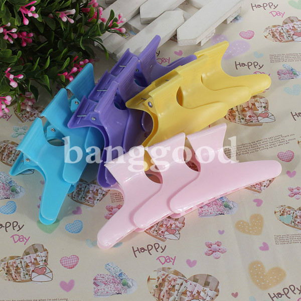 Hair Claw Salon Section Clip Clamps