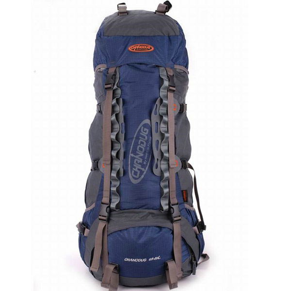 65L+10 CHANODUG Outdooors Hiking Camping Mountaineering