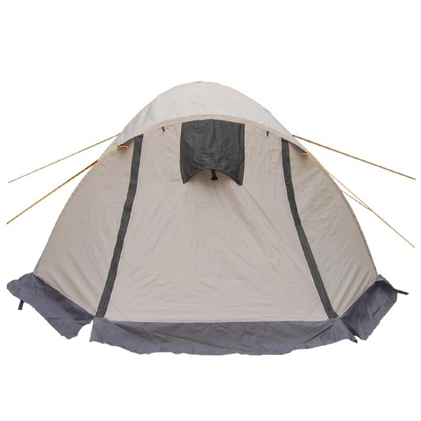 Double-layer Triple Outdoor Camping Tent For 3 Person