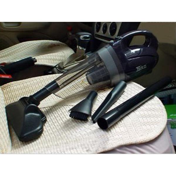 V3338 12V 120W Mini Portable Car Vacuum Cleaner