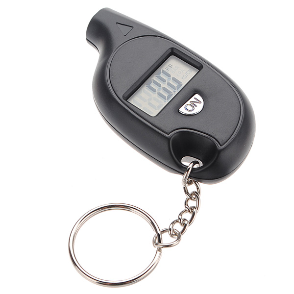 mini lcd digital car vehicle motorcycle tire air pressure gauge