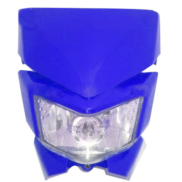 Universal Motorcycle Headlight For Kawasaki KLX450 Off Road Dirt Bike
