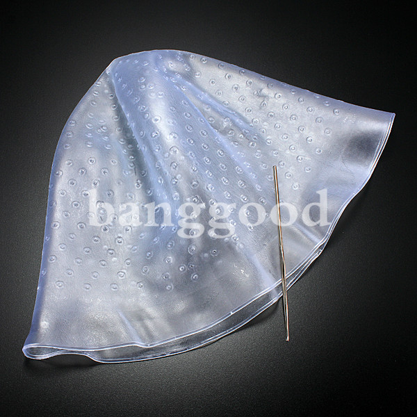 Reusable Hair Coloring Hairdressing Dye Cap Hook