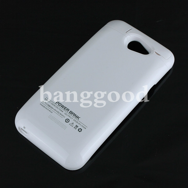 3200mAh Portable External Battery Backup Charger Cases for HTC one X