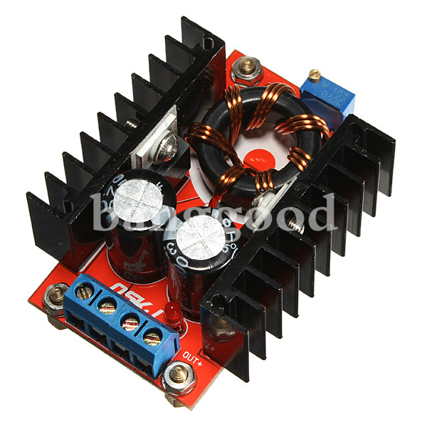 DC-DC 10-32V To 12-35V 150W Boost Adjust Module Mobile Laptop Car