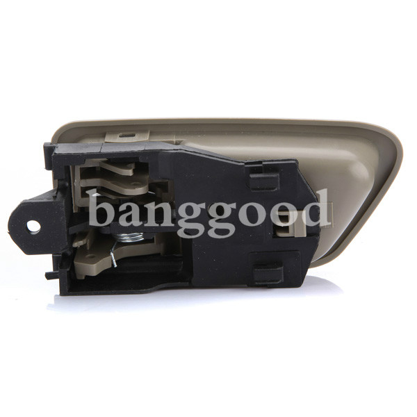 Inside Right Door Handle Tan for 1997-2001 Toyota Camry