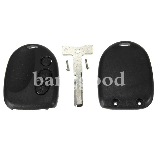 Holden Commodore VS VT VX VY3 Button Remote Key Fob Case Shell