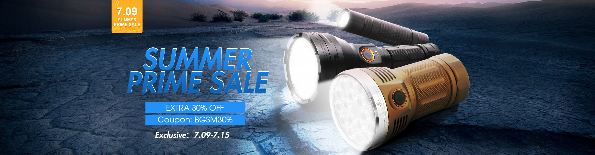 https://www.banggood.com/marketing-Summer-Prime-Sale-Extra-30-Percent-Off-For-Flashlights/tid-3068.html