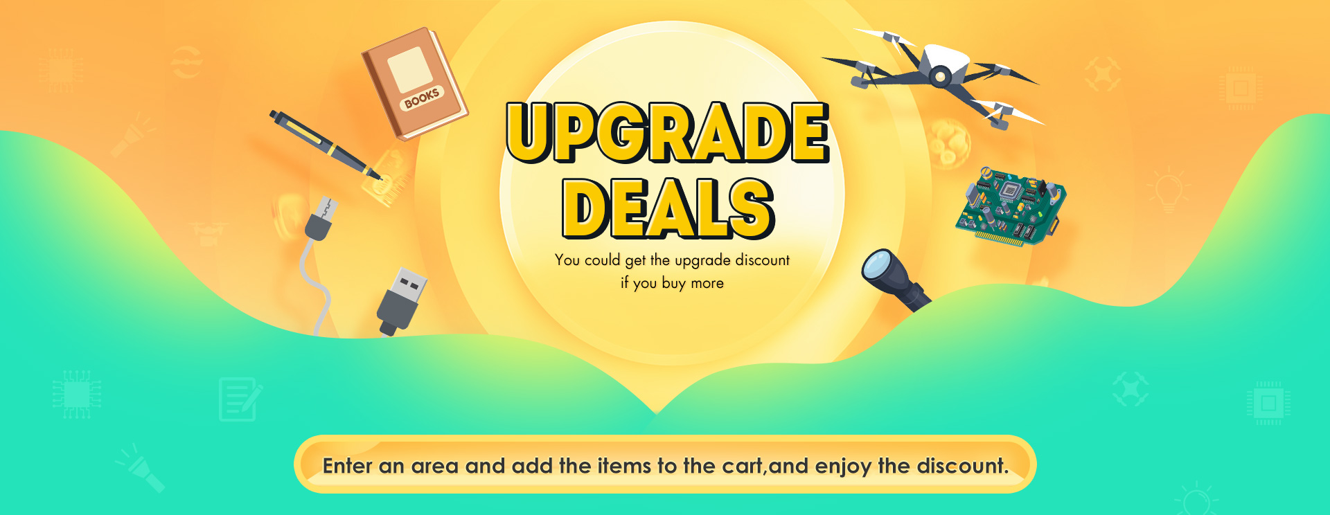 Upgrade Deals Promotion�Extra 35% OFF