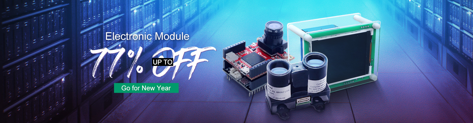 Electronic Module Up to 77% OFF