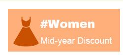women mid year discount