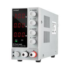 Minleaf 110V/220V Adjustable DC Power Supply