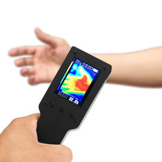 Portable Infrared Thermal Imager 2.4 Inch 24*32 Resolution