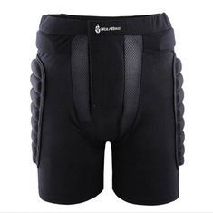 Riding Skiing Snowboard Sport Thickening Hip Padded Protect Shorts