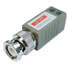 Coax CAT5 Camera CCTV BNC Video Balun Transceiver Cable
