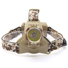 XML T6 Bike Bicycle Headlight Cycling Headlamp Camouflage Torch 3 Mode