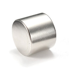 N50 Strong Small Disc Round Cylinder Magnet 25 x 20mm