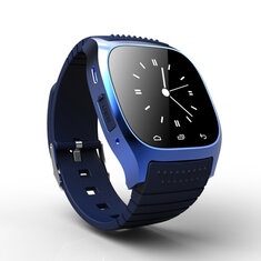 Bakeey M26 Bluetooth R-Watch SMS Anti Lost Smart Watch For Android