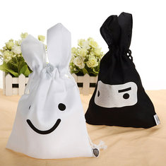 Cute Rabbit Cotton Storage Pocket Bag Cosmetic Case