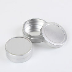 Empty Cosmetic Pot Jar Tin Container 10ml/20ml