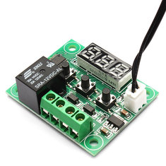 Geekcreit® W1209 DC 12V -50 to +110 Temperature Sensor Control Switch Thermostat Thermometer