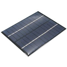2W 12V 0-160mA Polycrystalline Mini Solar Panel Photovoltaic Panel