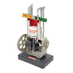 HUA MAO Gasoline Model 31008 Thermal Combustion Engine Model Experimental Equipment