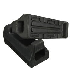 Yamaha foot pegs buy cheap yamaha foot pegs from banggood one pair front rubber footrest peg for yamaha ybr 125 5vl f7413 00 fandeluxe Choice Image