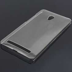 Clear Ultra Slim Durable PC Hard Case For ASUS ZenFone 6