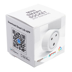 XS-C01 IND Standard Alexa Smart WIFI Socket Mobile Phone Timer Switch Socket Remote Control Smart Home