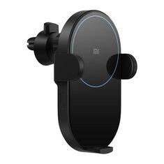 Xiaomi Mi WCJ02ZM 20 Вт Qi Авто Беспроводное зарядное устройство с интеллектуальной инфракрасной Датчик Быстрая зарядка Авто Держатель телефона