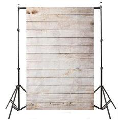 1.5x1m Brick Wooden Floor Theme Photography Studio Prop Backdrop Background