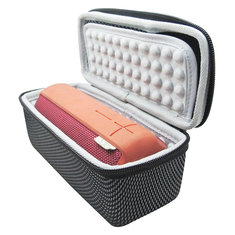 Travel Storage EVA Nylon Case Box Bag For Logitech UE BOOM 1/2 I/II Gen Bluetooth Speaker