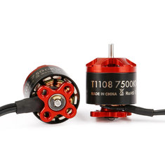 iFlight Tachyon T1108 7500KV 2-3S Micro Brushless Motor for RC Drone FPV Racing Multi Rotor