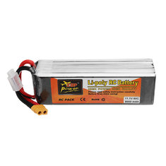 ZOP POWER 11.1V 8000mAh 60C 3S Lipo Battery With XT60 Plug For RC Models